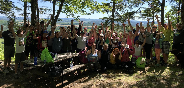 The Camp Adventure Crew