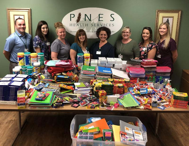 1st Annual Elementary School Supply Drive