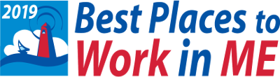 Awarded 2019 Best Places to Work in Maine!